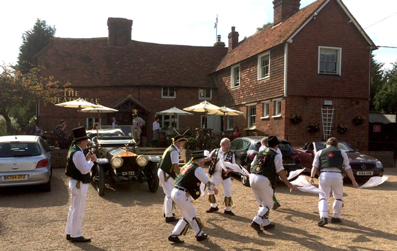 The Wheatsheaf at Bough Beech Parties
